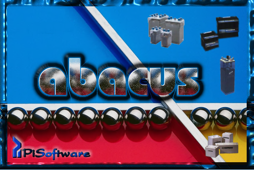 Abacus battery sizing software